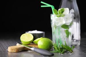 cocktails frescos foto
