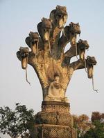 estátua de buhhda foto
