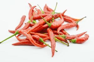 pimenta vermelha para cozinhar foto
