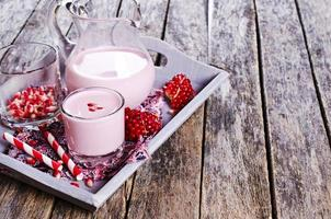 cocktail rosa foto