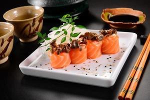 sushi gunkan foto