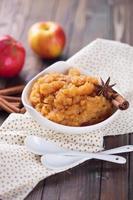 compota de maçã ou chutney