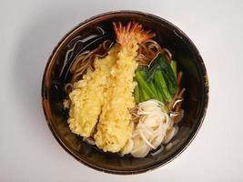 tempura soba foto