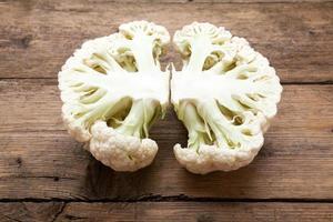 cérebro de couve-flor foto