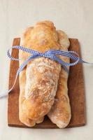 pães baguete