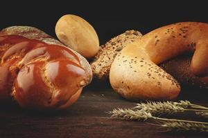 produtos de pão foto