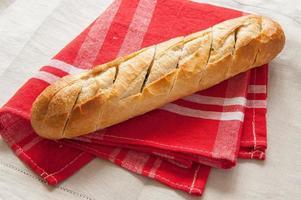 pão francês foto