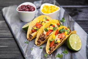 tacos deliciosos foto