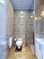 idéia de provence banheiro foto
