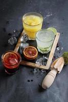 cocktail fresco diferente foto