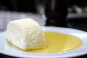 manteiga e mel foto