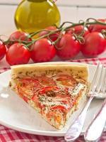 tomatenquiche foto