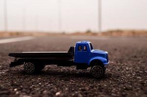 modelo do caminhão foto