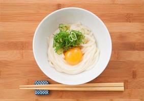 cozinha japonesa, sanuki udon foto