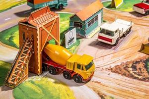 carros de brinquedo foto
