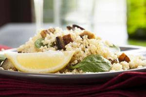 salada de bulgur horizontal
