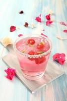 cocktail colorido foto