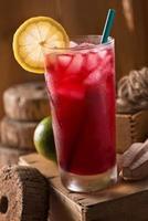 limonada de mirtilo lunenburg foto