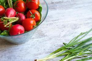 fundo de legumes foto