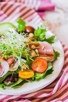 salada saudável foto