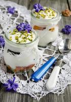 iogurte caseiro foto
