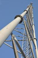 torre de telecomunicações em aço foto