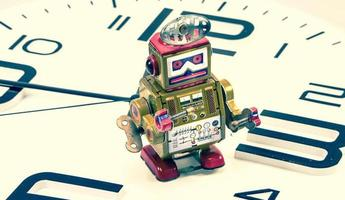 robô foto