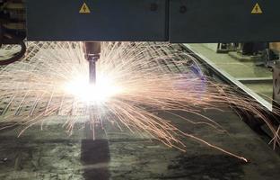 cortador de metal foto