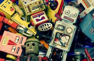 robôs foto