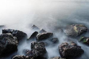 rochas do mar foto