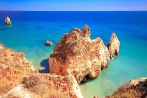 rochas atlânticas foto