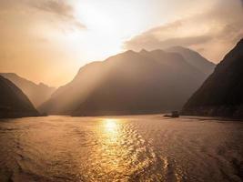 rio Yangzi foto
