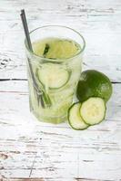 bebida de verão foto