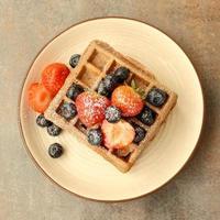 waffles foto