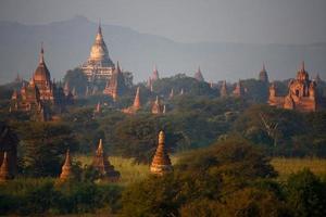 templo de myanmar foto