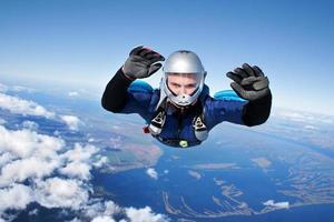 paraquedista foto