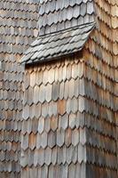 telha em madeira