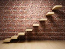 escadas abstratas foto
