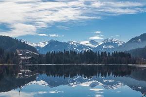 Lake Schwarzsee foto