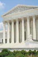 supremo tribunal dos estados unidos foto