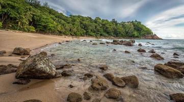 praia de banana foto