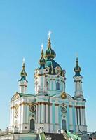 st. igreja de andrew em kiev