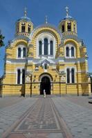 st. Catedral de Vladimir em Kiev