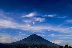 vulcão agua