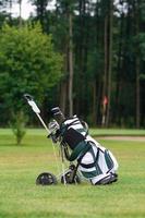 Sacola de tacos de golfe foto
