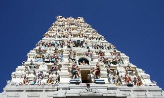 templo indiano foto
