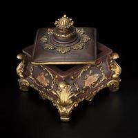 caixa de jóias foto