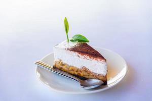 bolos de torta de banoffee foto