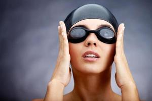 nadador foto