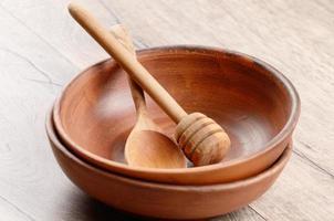 utencils de cozinha foto